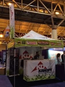 KD Kanopy Franchise Show