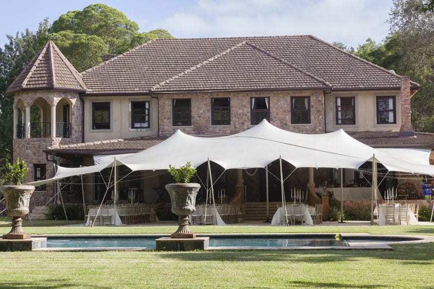 custom event tents, banners and wedding tents for sale