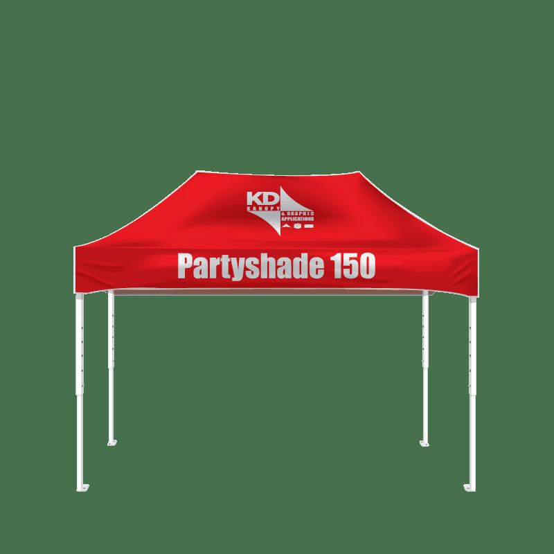 PartyShade custom canopy