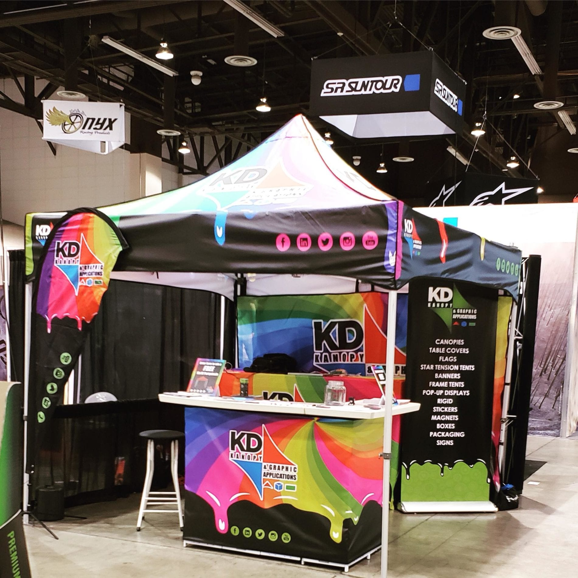 KD Kanopy custom and promotional products