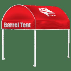 Barrel Tent