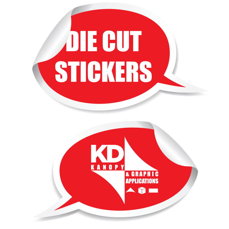 Die-Cut-Stickers