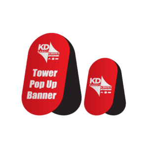 Tower Pop Up Banner