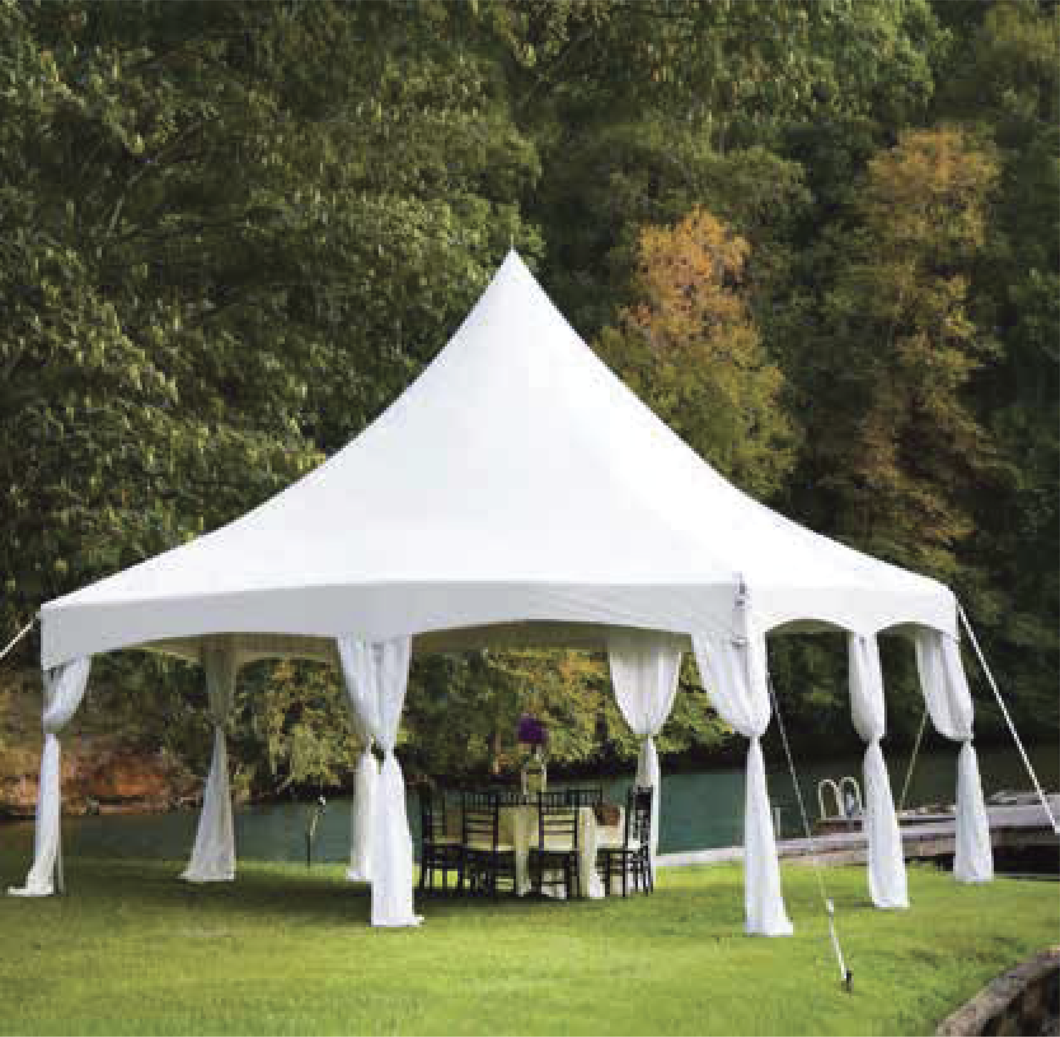 Trio Frame Tents